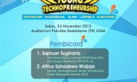 "Seminar Nasional dan lomba hacking ""Young Technopreneurship"""